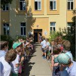 Poslední zvonění pro žáky 5. ročníků